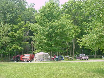 Trip Report For Chain O Lakes State Park In Indiana