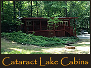 Cataract Lake Cabins